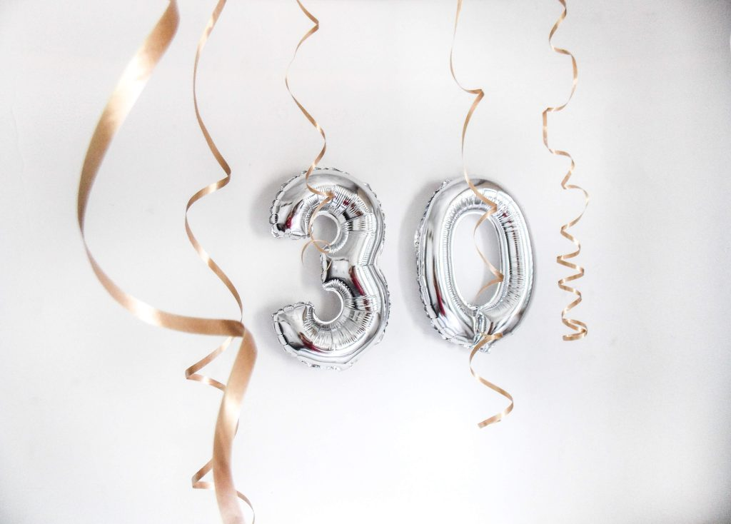 30 lessons for 30 somethings